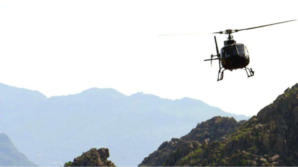 Αναγκαστική προσγείωση ελικοπτέρου στο Πακιστάν